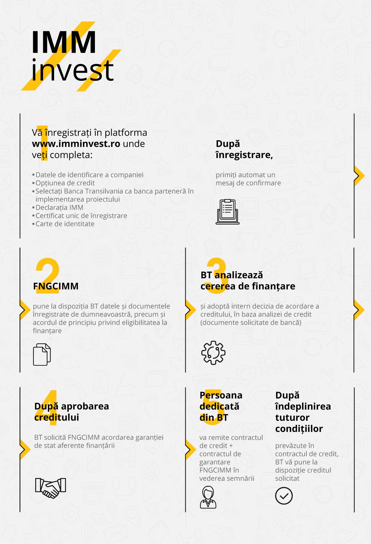 Infografic IMM Invest