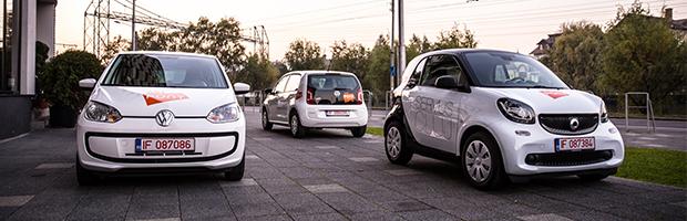 Povestea GetPony. Business de car sharing sustinut de BT