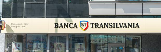 Povestea identitatii de brand a Bancii Transilvania. De la sigla medievala, la sigla cu farmec romanesc