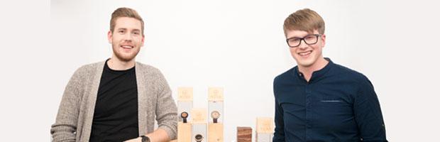 Povestea NOAH, ideea unica de afacere care transforma lemnul in ceasuri de lux
