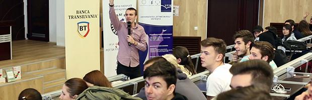 Peste 20 de evenimente de antreprenoriat organizate in tara, in cadrul proiectului Vreau sa fiu antreprenor. BT, partener al proiectului