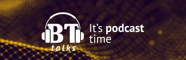 Andi Moisescu este noua gazda BT Talks, podcastul BT!