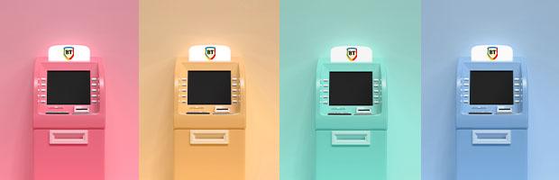 Banking la bancomat