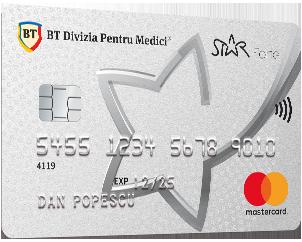 MasterCard Forte pentru Medici