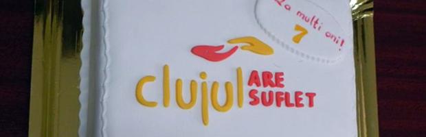 Infografic: Fundatia Clujul Are Suflet, 7 ani de vise implinite