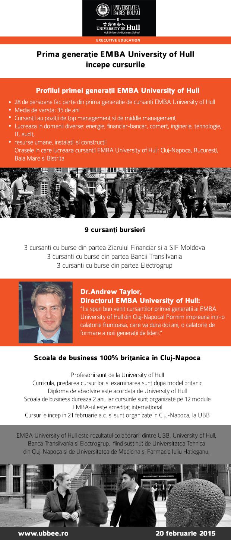 Infografic eMBA