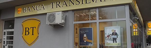 Banca Transilvania se extine in Turnu Magurele. 540 de sedii BT
