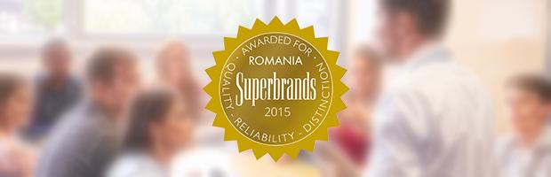 Banca Transilvania, printre cele mai admirate si apreciate branduri, conform Superbrands 2015