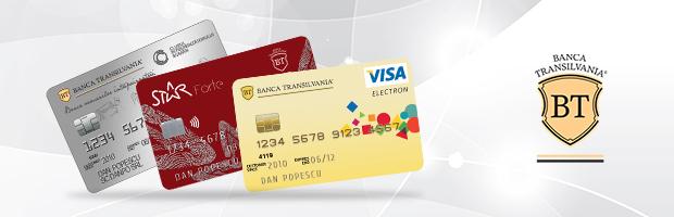 Banca Transilvania, desemnata Banca Anului in piata cardurilor, pentru al doilea an consecutiv