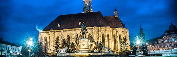 Banca Transilvania si I love Cluj lanseaza un card bancar in premiera