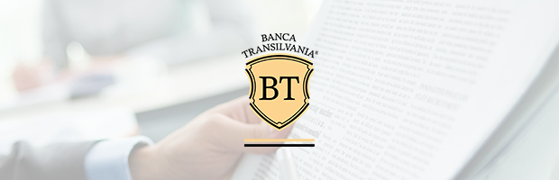 BT, desemnata Bank of the Year