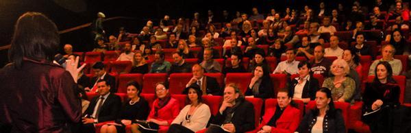 BT, partenerul festivalului filmului romanesc organizat in Roma