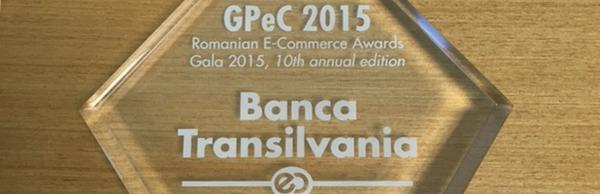 BT, Banca Anului in eCommerce