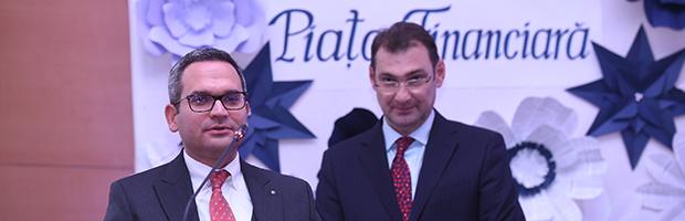 Omer Tetik, Directorul General BT, Bancherul Anului 2015