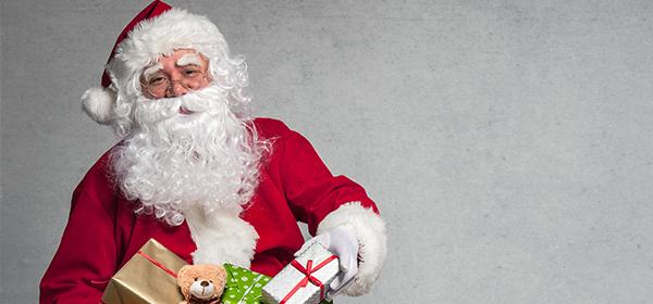 Ho, ho, ho: Mos Craciun vine la BT