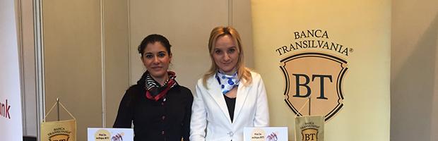 Banca Transilvania participa la ASE Job&Internship Fair