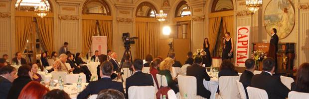 Premii pentru BT: Cel mai bun manager in tranzactii si Cel mai bun CEO din Romania