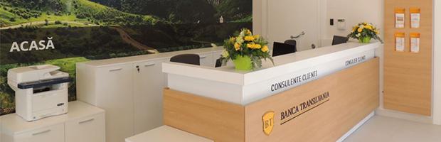 Banca Transilvania a deschis o agentie in Roma, prima dintre cele doua planificate pentru acest an