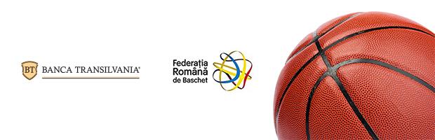 Banca Transilvania devine partenerul principal al Federatiei Romane de Baschet