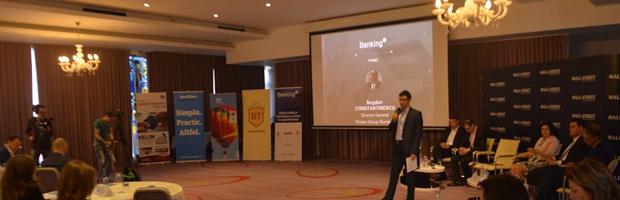 """BT, partener al conferintei """"Inovatia in banking"""", organizata de Wall-Street"""