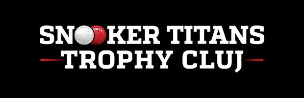 Snooker Titans Trophy Cluj, 18-19 iunie, sustinut de BT