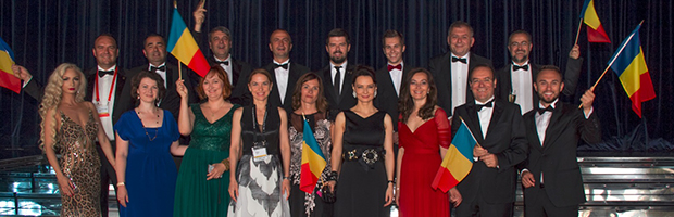 Banca Transilvania, part of the Romanian delegation at EY World Entrepreneur Of The Year