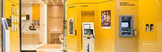 Sediul BT din Polus, Cluj-Napoca, design modern si dotari de ultima generatie pentru clienti