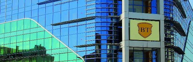 BT, singura companie listata la Bursa de Valori Bucuresti care intra in componenta indicelui STOXX Eastern Europe 50