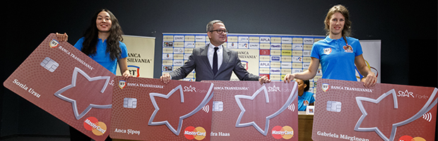 Banca Transilvania, premii pentru jucatoare din Echipa nationala de baschet 3x3