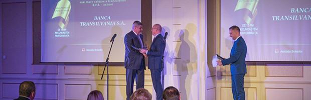 BT, doua premii la Gala Premiilor Pietei de Capital