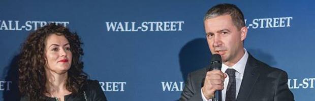 BT a primit premiul pentru Sustinerea antreprenoriatului romanesc, la Gala Wall-Street