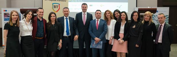Grupul Financiar BT, la Gala Made in Romania, organizata de Bursa de Valori Bucuresti