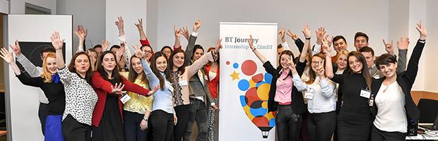 Internship cu ZamBT: BT Journey