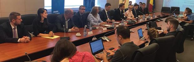 Banca Transilvania ofera credite punte si pachet de servicii antreprenorilor, in cadrul Programului Start-Up Nation