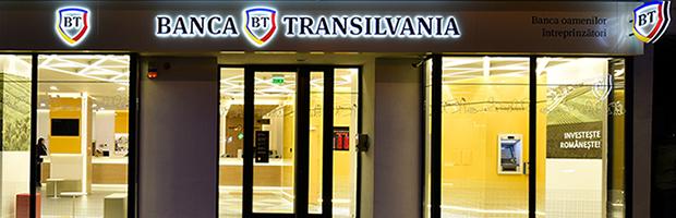 Banca Transilvania, creştere solidă a businessului în primul semestru
