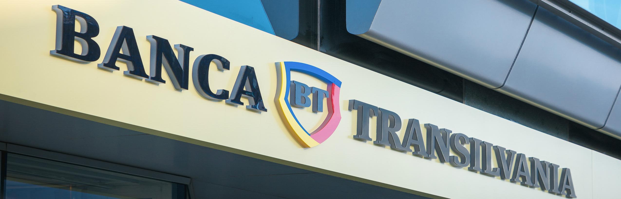 BT, cel mai valoros brand bancar din Romania, conform Brand Finance 2017