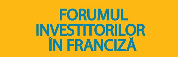 Banca Transilvania, partener principal al evenimentului Forumul Investitorilor in Franciza, organizat de Ziarul Financiar si Francize.ro