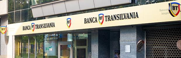 Banca Transilvania, rezultate pozitive in 2017