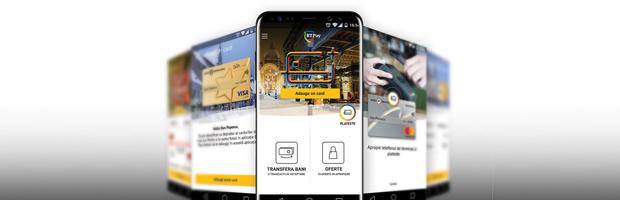 Aplicatia BT Pay pentru cumparaturi si transfer de bani cu telefonul, peste 1.000 de descarcari/zi