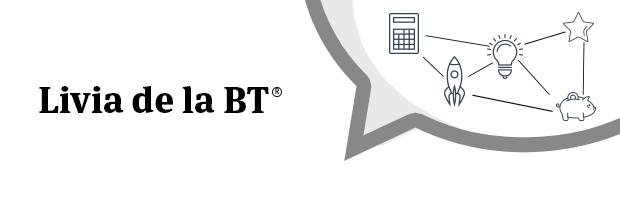 Robotul Livia de la BT® ofera clientilor bancii informatii inclusiv prin telefon, pe langa Facebook Messenger si Skype