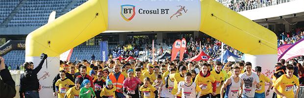 Crosul BT va avea loc duminica, 15 aprilie. Tematica din acest an: Crosul Zanilor