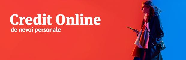 Banca Transilvania lanseaza Creditul Online pentru finantarea proiectelor personale