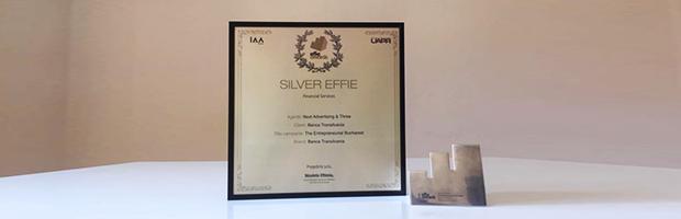 Premiul Silver EFFIE pentru programul BT, Bucurestiul Intreprinzator