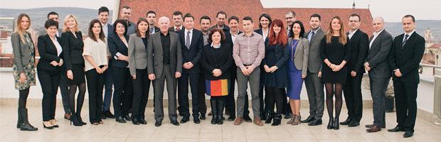 EMBA University of Hull Cluj, la a doua generatie de absolventi