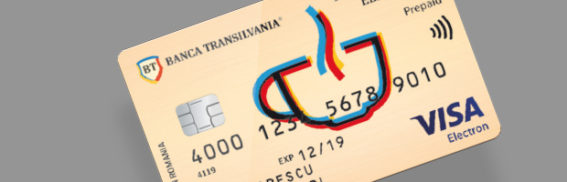Banca Transilvania lanseaza Cardul de masa