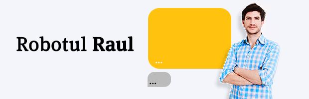 Banca Transilvania lansează pentru antreprenori un nou canal de comunicare: Robotul Raul