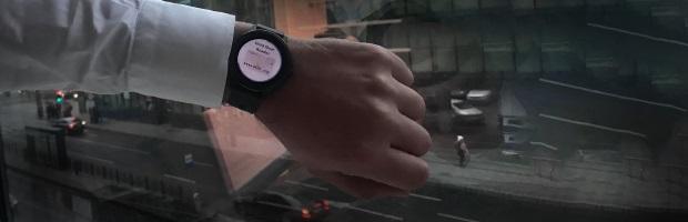 Premiera in Romania: Banca Transilvania si Garmin lanseaza Optiunea de plati contactless prin smartwatch