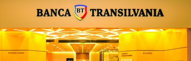 Banca Transilvania, premiata pentru Viziune in business
