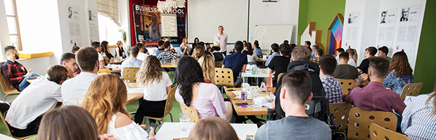 Banca Transilvania sustine EntrepreNation CityStart - competitia nationala de antreprenoriat pentru liceeni si studenti