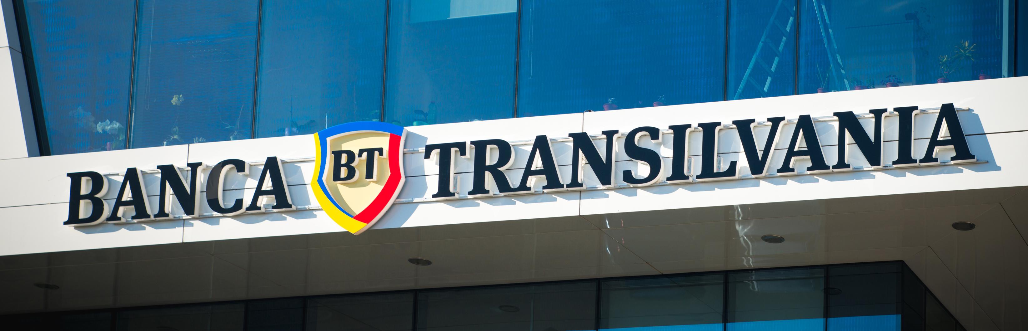 Integrarea Bancpost in Banca Transilvania a intrat in linie dreapta